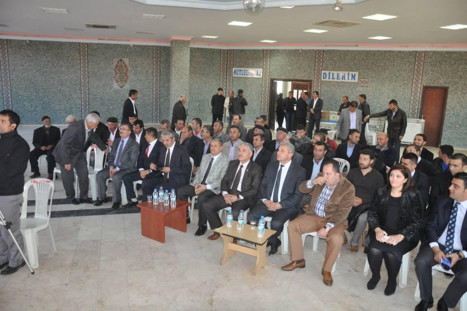 Keskin'de Aday Adayları Delegeler İle Buluştu(Video Haber)