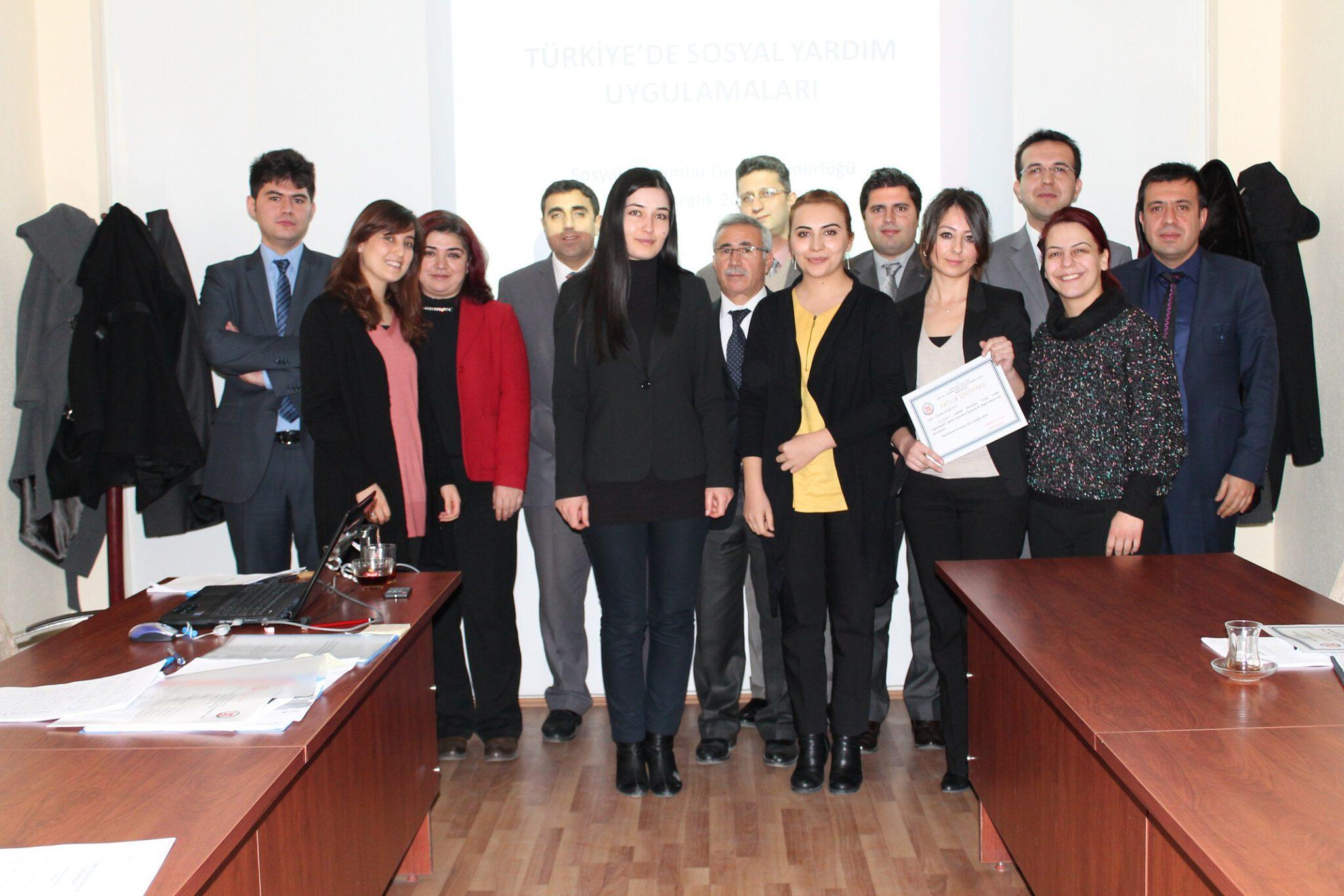 SYDV 2 - SYDV ve İŞKUR işbirliği