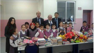 Photo of Bağcılar'dan Mahmutlar'a eğitim yardımı