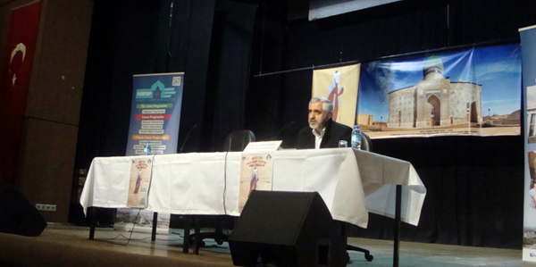 Hoca Ahmed Yesevi 850'nci yılı anma etkinlikleri