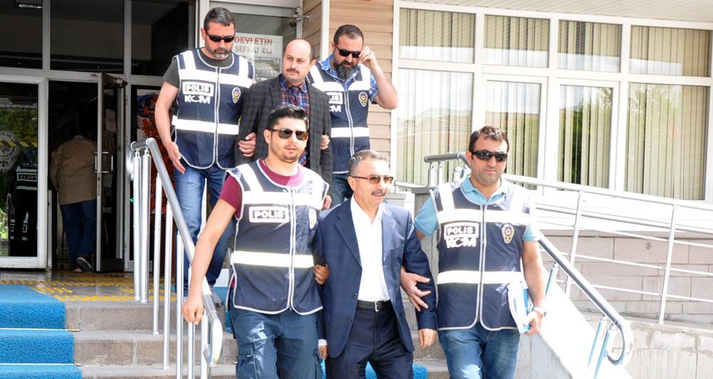 FETÖ/PDY operasyonunda tutuklama