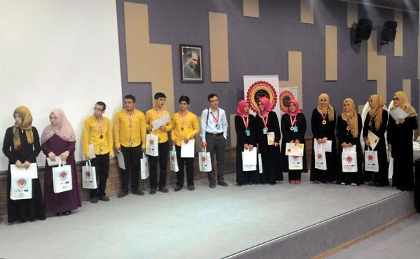 7'nci Uluslararası Arapça Bilgi Yarışması