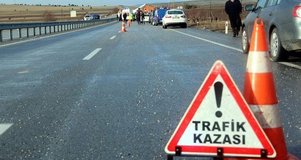 Trafik kazaları: 8 yaralı