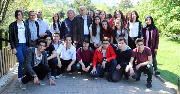 Anadolu Lisesinden İstanbul'a çıkartma
