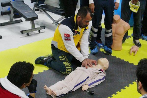 Doğru ilk yardım, ölümleri yüzde 50 önlüyor