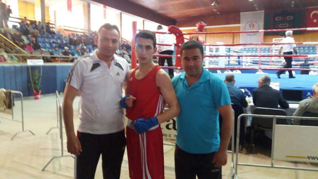 Türkiye Şampiyonu oldu (1)