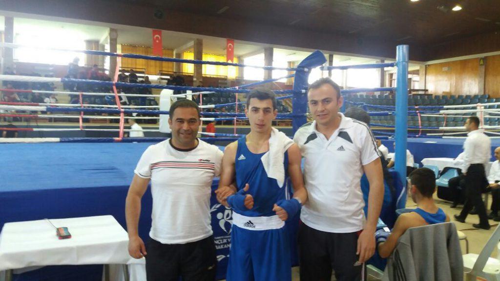 Türkiye Şampiyonu oldu (2)