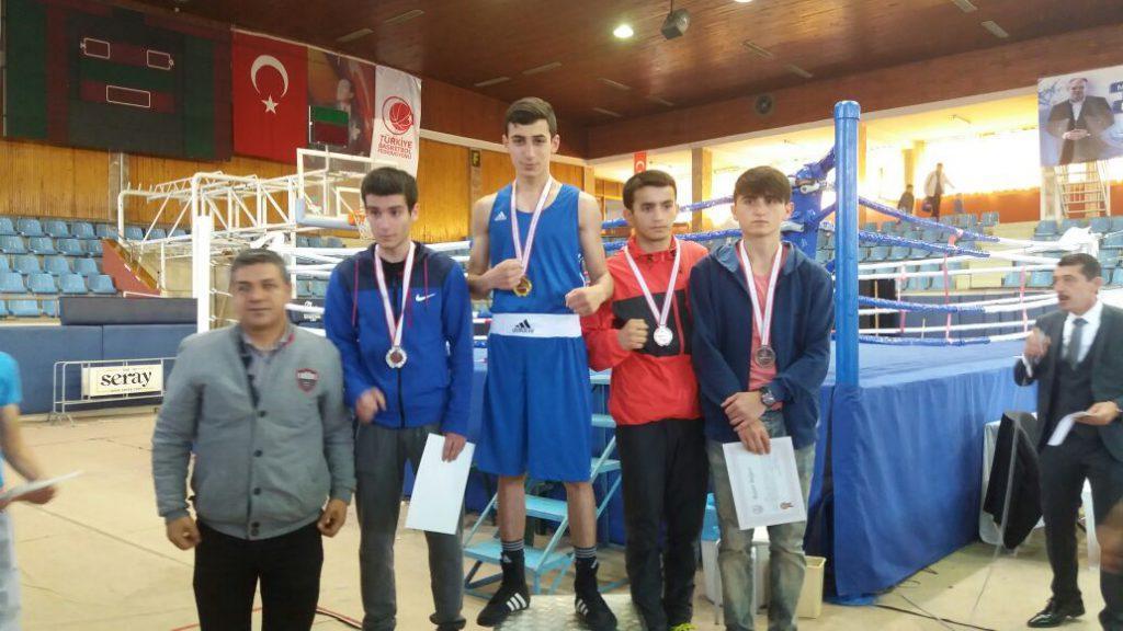 Türkiye Şampiyonu oldu (3)