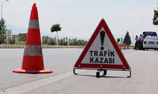 CHP Merkez İlçe Başkanı Kızık Trafik Kazası Geçirdi