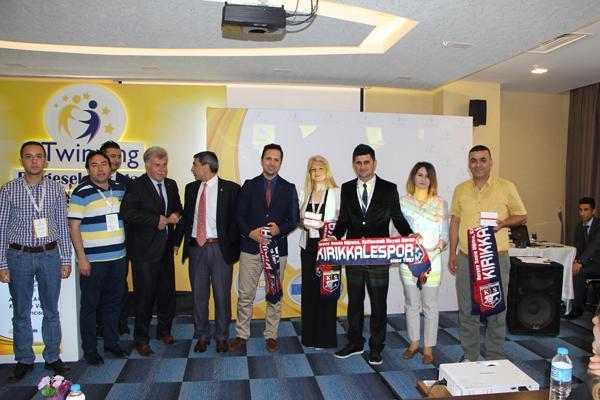 eTwinning Bölgesel Çalıştayı sona erdi