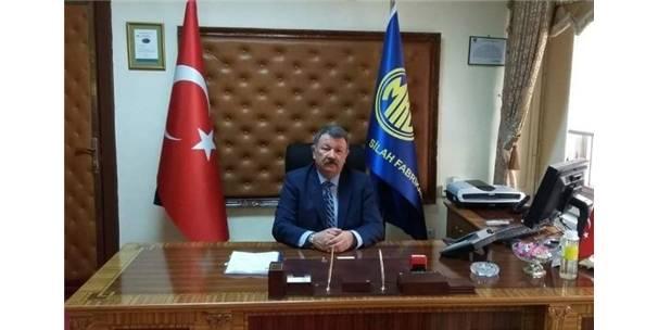 Silah Fabrikası'na Ocakcıoğlu atandı