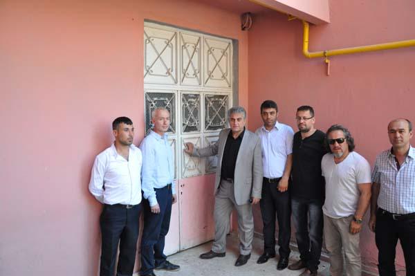 TM Kırıkkalespor'da Kapı Duvar