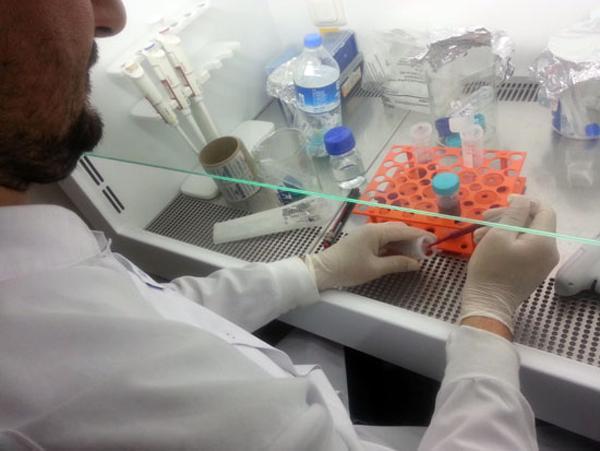 Parazitle mücadele içinÇalışma