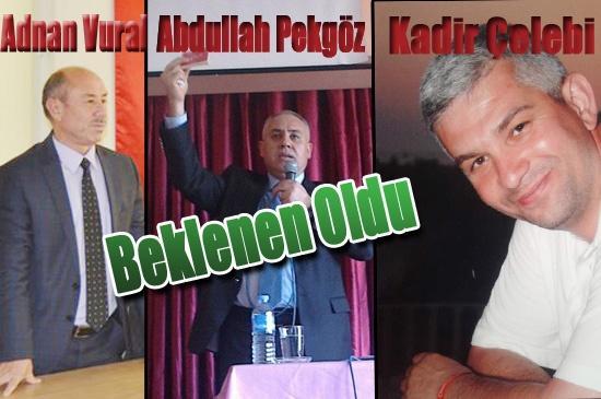 TM Kırıkkalespor'da Kayyum Belli Oldu
