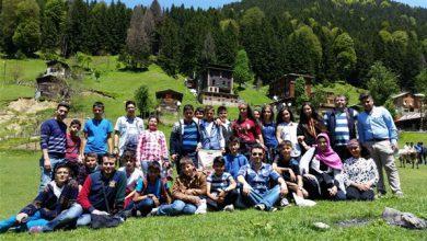 Photo of Çelebi'li Öğrenciler Karadeniz'i Gezdiler