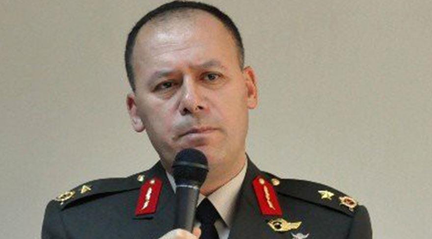 Kırıkkale'li Tuğgeneral Güneşer Gözaltına Alındı