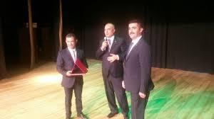 Tükçev'de İlk Ders Milli Güreşci Ercan Yıldız'dan