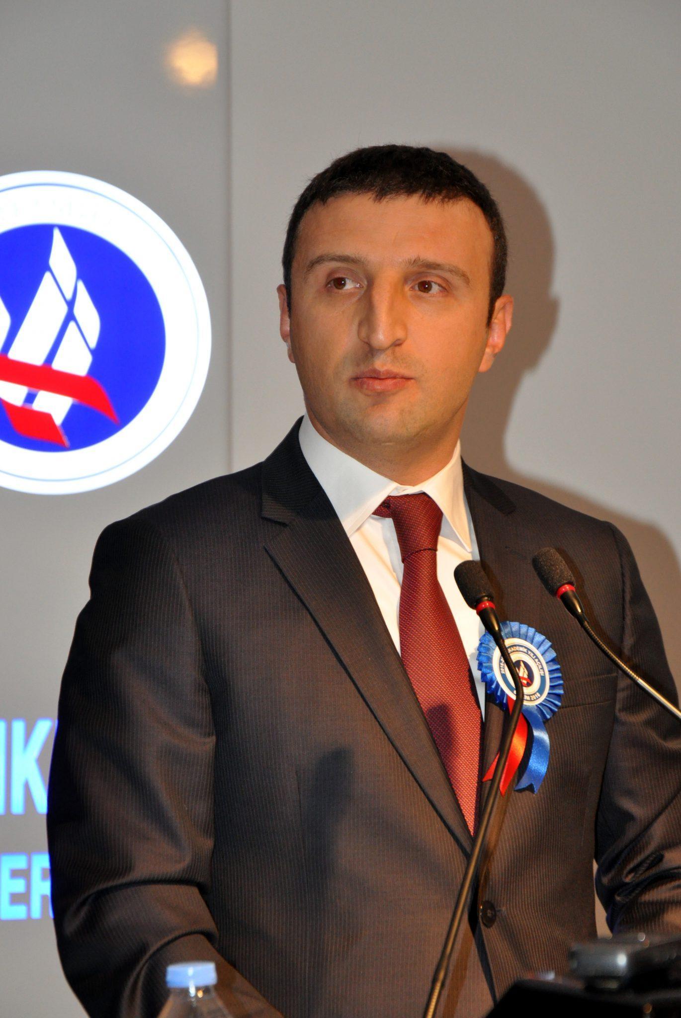 Bakan Yardımcısı Orhan Yegin Kırıkkale'ye Geldi