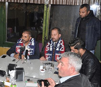 Kocoğlu; Kırıkkalespor'a Adayım!