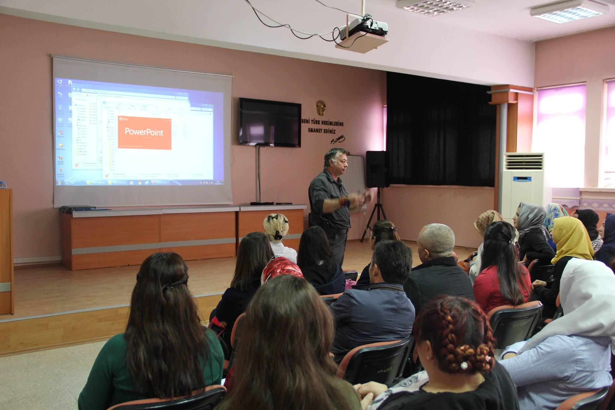 Kırıkkale İl Sağlık Müdürlüğünde KBRN Eğitimi