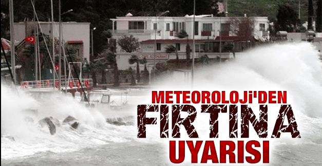 Meterolojiden Kırıkkale'ye uyarı