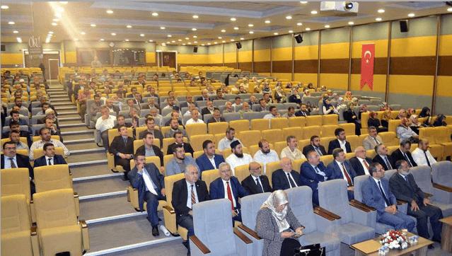 Kırıkkale'de Din Görevlilerine Konferans Verildi