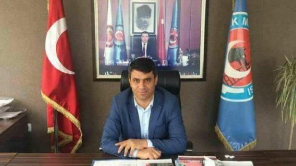 Türk Metal Şube Başkanlığına Tufan Atandı