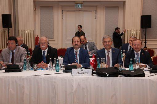 Türkiye ve Ukrayna ilişkileri ileri düzeyde