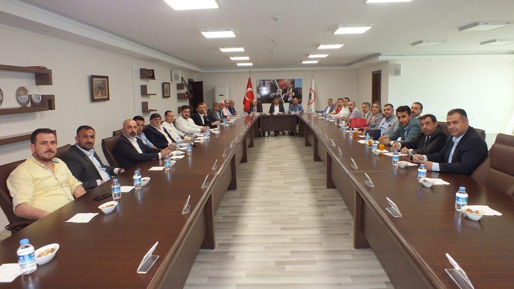 Kırıkkale TSO Meclisi İlk Toplantısını Yaptı