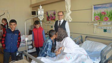 Photo of Çocuklardan yaşlılara ziyaret