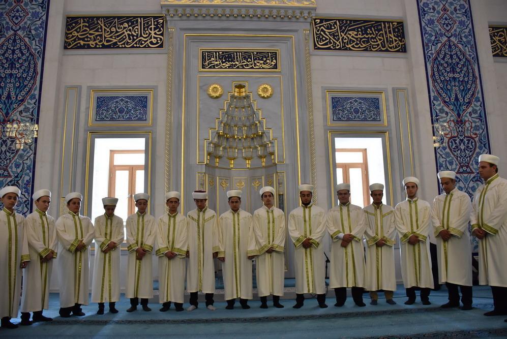 Mihrapların Yeni Sultanları 6 - Kırıkkale'de 17 Hafız İçin icazet merasimi