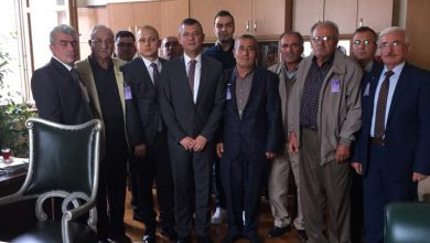 Photo of CHP Milletvekili Önal, Muhtarları Özgür Özel İle Buluşturdu