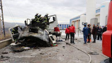 Photo of Gaz dolumu yapılan tankerde patlama: 1 ölü 2 yaralı