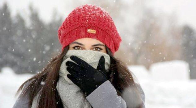 Meteorolojiden soğuk hava uyarısı - Meteorolojiden soğuk hava uyarısı!