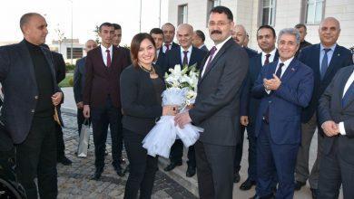 Photo of 'Gönüllerin Valisi' İlker Haktankaçmaz Kırıkkale'den Ayrıldı