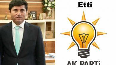 Photo of Ak Parti Bahşili İlçe Başkanı İstifa Etti
