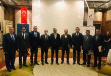 Photo of Vali Yunus Sezer AHİKA Yönetim Kurulu Toplantısına Katıldı