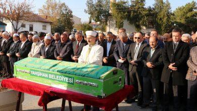 Photo of Başkan Sungur'un oğlu Metin Sungur toprağa verildi