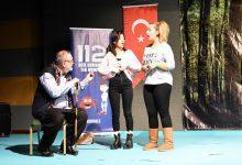 Kırıkkale'de 112 Acil Çağrı Merkezi'ne gelen asılsız ihbarların önlenmesi için öğrencilere tiyatro oyunuyla eğitim veriliyor.