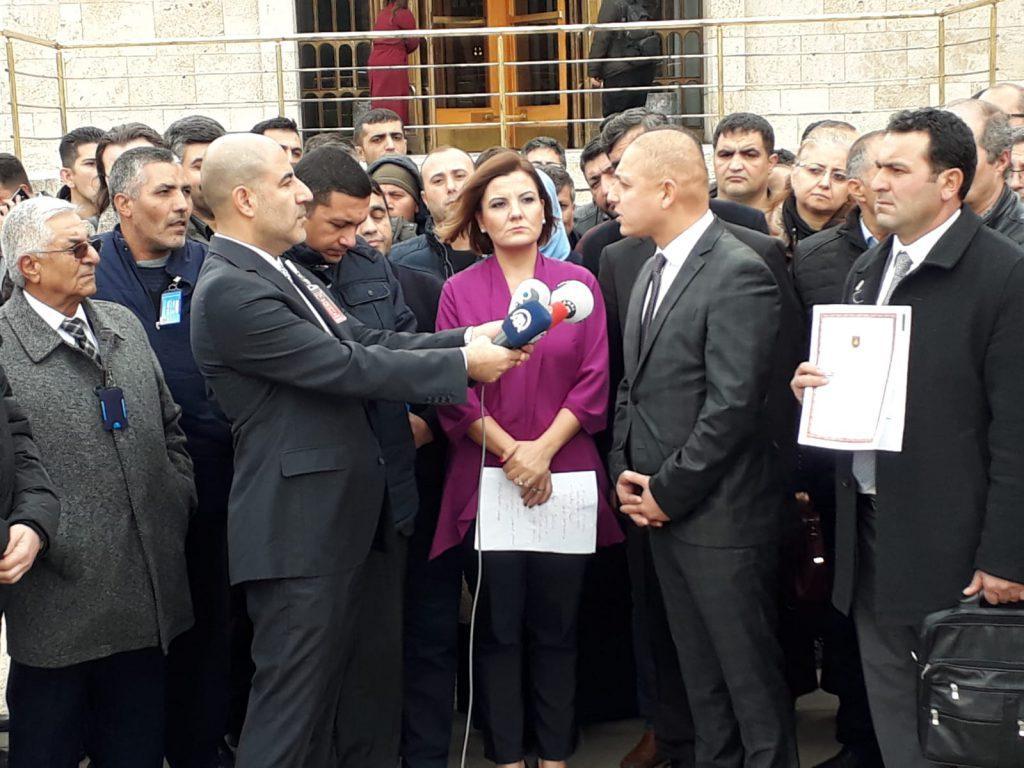 CHP Kırıkkale Milletvekili Ahmet ÖNAL ve CHP Kocaeli Milletvekili Fatma Hürriyet KAPLAN doğu ve güneydoğuda asker ve polis olarak görev yaparken gazi olan ancak mevcut yasalardaki eksiklikler nedeniyle gazilik hakları verilmeyen gazilerimizin sesi oldu.