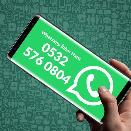 Haber71.Net - Whatsapp İhbar Hattı