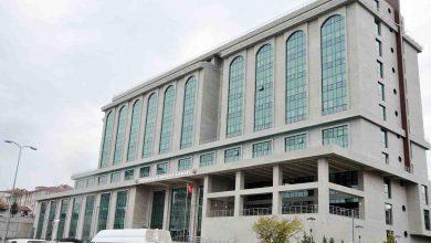 """Ağabey Pehlivanlı Bulvarı bölgesinde bulunan, """"Yeni Kırıkkale Adliye Sarayı"""" vatandaşlara hizmet vermeye başladı."""