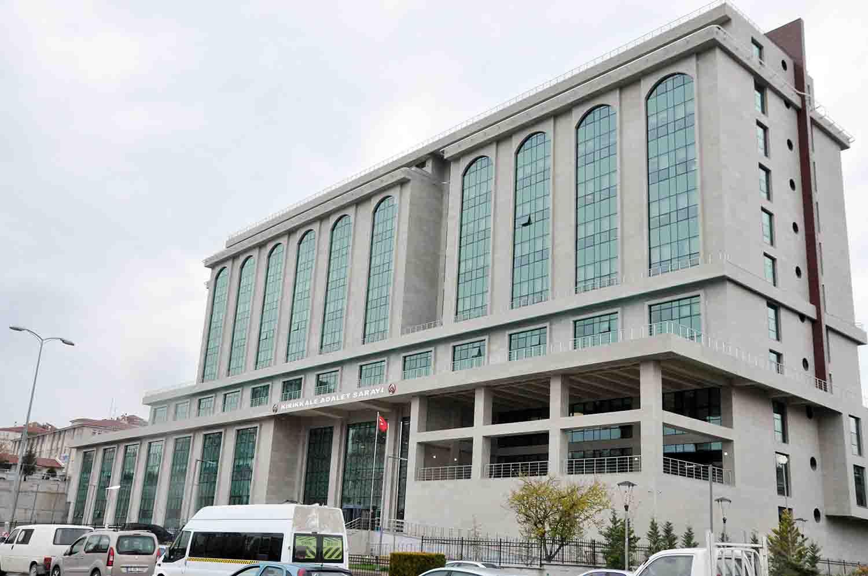 Kırıkkale Haberleri: Kırıkkale'de yeni adliye binası hizmete girdi 29