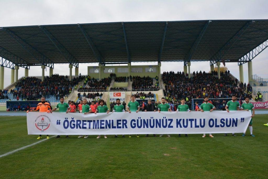 kirikkale buyuk anadoluspor 1 1024x683 - Kırıkkale Büyük Anadoluspor 4 - 1 Sarayönü Belediyespor