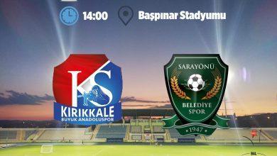 Bal Ligi 6. Grupta şampiyonluğunu sürdüren Kırıkkale Büyük Anadolu Spor, yarın kendi sahasında Sarayönü Belediyespor ile karşılaşacak.