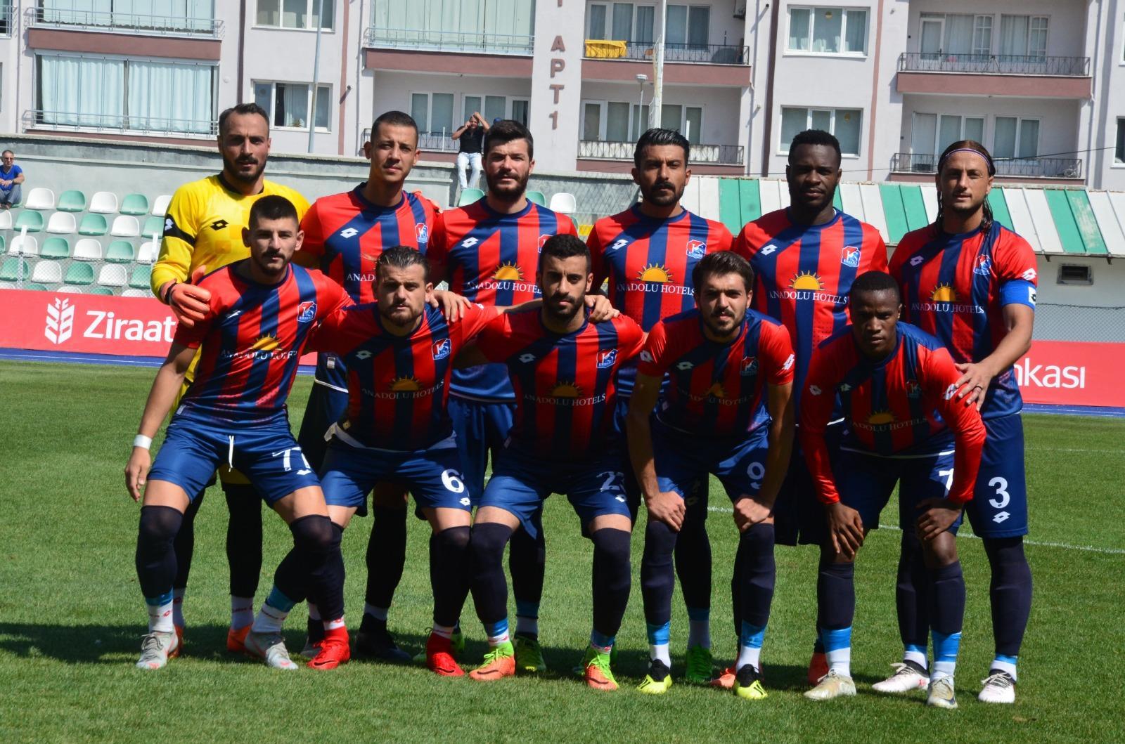 kirikkalespor - Kırıkkale Büyük Anadoluspor, Ankara DSİ spor ile oynayacak