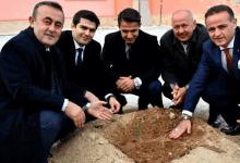 Kırıkkale'nin Sulakyurt ilçesinde 24 Kasım Öğretmenler Günü dolayısıyla program düzenlendi.