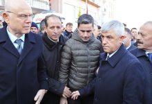 Jandarma Genel Komutanı Orgeneral Arif Çetin'in vefat eden annesi Fikriye Çetin, toprağa verildi. Cenaze törenine İçişleri Bakanı Süleyman Soylu, Genelkurmay Başkanı Orgeneral Yaşar Güler de katıldı