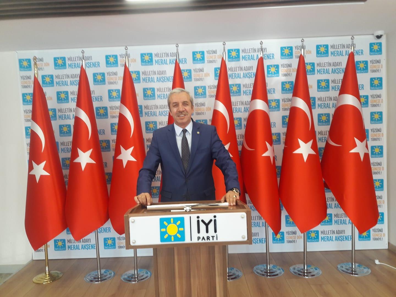 İyi Parti Kırıkkale İl Başkanı Bülent Şükrü Altınışık sosyal medya hesabı üzerinden yaptığı açıklamada kamuoyunda dolaşan söylentilere açıklık getirdi.