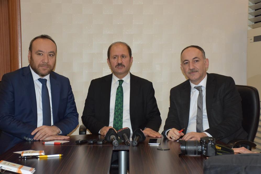 Milletvekili Ramazan Can, Cumhur ittifakındaki partilerin Kırıkkale'de kendi adaylarıyla yola devam edeceğini söyledi.